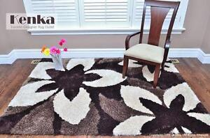 Free Delivery - HUGE Area Rugs Outlet SALE (Shag Shaggy Modern Persian) SAVE $$$ - Kenka Rug Outlet