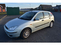 SUPER FORD FOCUS 1.6 LX AUTOMATIC 2 OWNERS FROM NEW . MOT DEC 2017 SEE WRITE UP