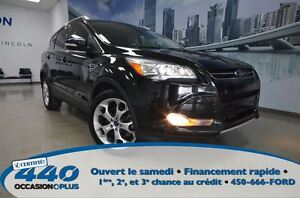 2014 Ford Escape Titanium  *Cuir, Toit, Navigation*