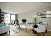 Stunning and spacious 2 BED/2BATH flat in Kennington. 5 MIN WALK TO KENNINGTON STATION. FURNISHED.