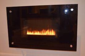 Gazco Linea balanced flue Gas Fire