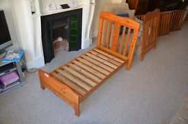 Toddler Bed, cot bed - ox4