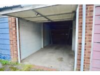 SECURE GARAGE available for storage | Morden (SM4) **AVAILABLE 21ST JULY 2018**