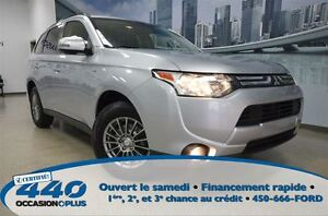 2014 Mitsubishi Outlander AWD *Toit Ouvrant* 7 passagers