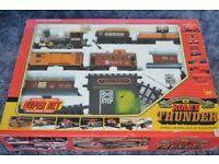Train Set The Rio Grande Railroad Rollin Thunder