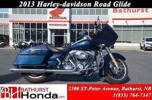 2013 Harley-Davidson Road Glide Cruise Control!