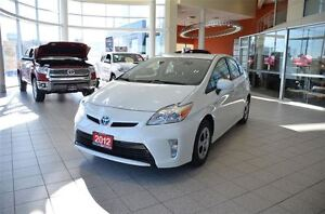 2012 Toyota Prius Push Start, Backup Camera, Great on Gas