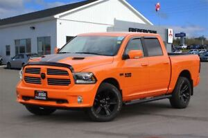 2017 Ram 1500 SPORT! REDUCED! LIMITED EDITION! ONLY 19K!