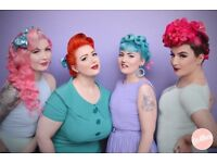 Vintage Hair Academy - 3 day beginners and advanced training courses (Birmingham and Leeds)