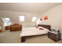 A spacious four bedroom family house to rent in Wimbledon Park