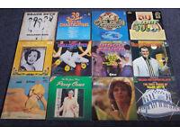 Joblot of 72 LP records