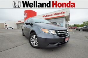 2014 Honda Odyssey EX| ACCIDENT FREE| ONE OWNER| 7 SEATER|