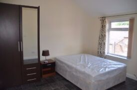 Furnished double room - £380 per month bills included