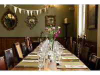 Restaurant & Events Manager