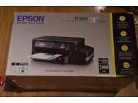 Epson ET-3600 EcoTank printer NEW