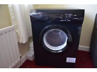 Bush TDV 6b vented tumble dryer (black) used once from new. We require space.