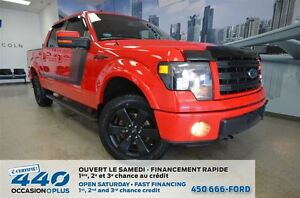 2014 Ford F-150 FX4 * LUXE , TOIT , NAV *