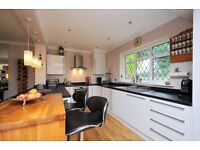 WEST - An immaculately presented detached family home to rent with large garden and detached garden