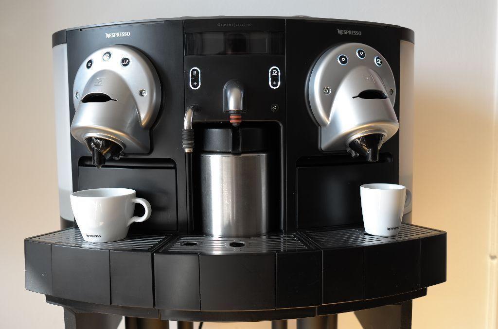 grimac nuvola ese espresso pod machine