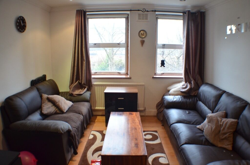 1 Double Bed Duplex style Property Available for rent in Kilburn!