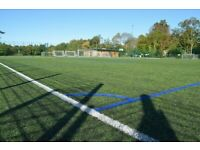 Casual football in Enfield, looking for players.
