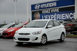 2016 Hyundai Accent GL    **AUTOMATIQUE**