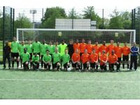 Football clubs in London, football team in London recruiting, find football near me ref:1291b