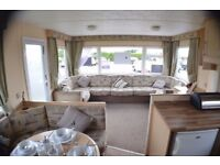 Cheap static caravan sited on robin hood holiday park north wales,next to beach(PRIVATE SALE)