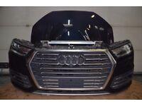Car Part: Single unit set front end for Audi Q7 4M 3,0L TFSI 2015-2017 LHD