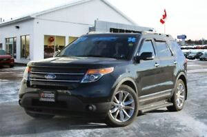 2014 Ford Explorer LIMITED | REDUCED | HEATED & COOLED LEATHER |