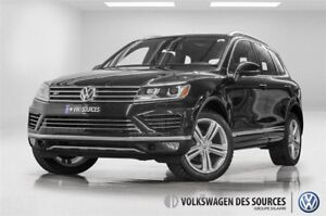 2016 Volkswagen Touareg 3.0 TDI Highline , R- LINE , TECH PACK ,