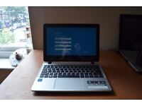 """Acer Aspire V3-111 11.6"""" Series Touch screen Laptop + Case"""