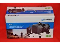Adastra H25 Handheld PA System £130