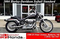 2004 Harley-Davidson Softail Standard New Rear Tire!