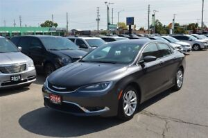 2015 Chrysler 200 Limited - Remote Start, Winter Tires, Heated S