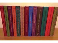 A Series of Unfortunate Events - Lemony Snicket FULL SET BARGAIN
