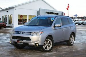 2014 Mitsubishi Outlander GT | REDUCED | AWD | LEATHER | SUNROOF