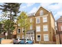A modern luxury two bedroom apartment on the first floor. Two spacious bedrooms. Open plan kitchen.