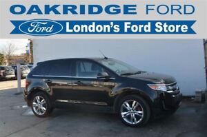 2014 Ford Edge Limited AWD - LUXURIOUS LEATHER. MASSIVE MOONROOF