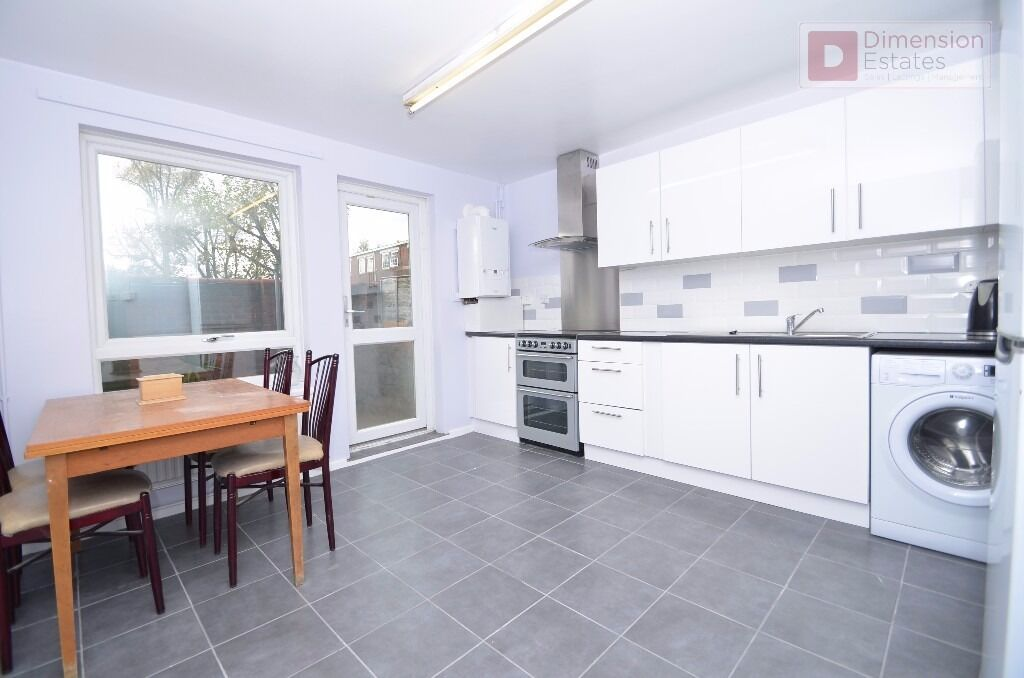 Fantastic Location! Newly refurbished 4 bed Garden Town House in Stokenewington for £2,800p/cm