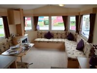 Stunning Family Starter Holiday Home In Dumfries and Gallowa-Pitch Fees Included -Free Games Console