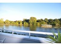 Heating & Hot Water Included, Four Bedroom Maisonette with Fantastic River Views, Brentford Dock