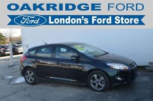 2014 Ford Focus SPORT PACKAGE, AUTOMATIC, HATCHBACK