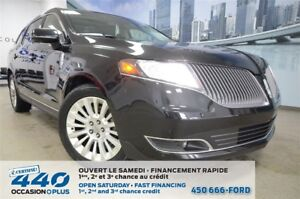 2014 Lincoln MKT | EcoBoost, Toit Panoramique, 8 Roues, Cuir