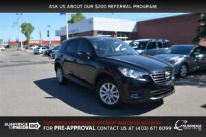 2016 Mazda CX-5 GX, BLUETOOTH, CRUISE, ALLOYS