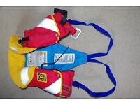 Childs life jacket for toddler or smaller