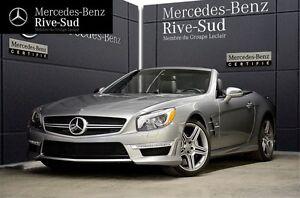 2014 Mercedes-Benz SL-Class SL63 AMG, Magic Sky, Cruise adaptati