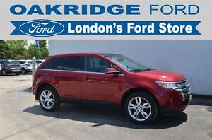 2014 Ford Edge Limited - 301A Equipment Group, 3.5L V6 Engine, A