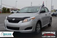 2012 Toyota Matrix LOADS OF SPACE, LOW KM'S AND MORE !!!