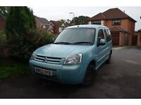 Citreon Berlingo Diesel 1.9 For Sale, Great run a round car! Needs some TLC!
